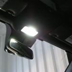 FIAT500 1.4 最強に明るいLEDルームランプ