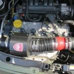 FIAT500 1.4 スポーツエアクリーナー装着