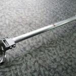 アバルト124スパイダー リアストラットタワーバー取り付け