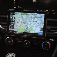 アルファロメオ ジュリア クアドリフォリオ 専用ナビキットお取付でドライブを (2)