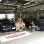 アルファロメオチャレンジ富士参戦 156・GTV