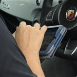 ECUチューン・低ダストブレーキパッドを施工されたアバルト595オーナー様からインプレッションをいただきました。