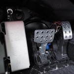 TEZZO ノンスリップアルミペダル 2ペダル用 for アルファロメオ 4C