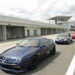 アルファロメオ ジュリエッタにTEZZO 全長調整式車高調 Ver.3 ハイパコ+ for ジュリエッタを取り付け
