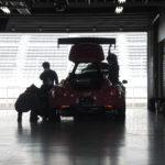 10/24アルファロメオチャレンジにTeam KEEP ON RACING&TEZZO 4c RT1が参戦