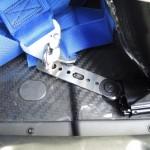モータースポーツでの安全装備。