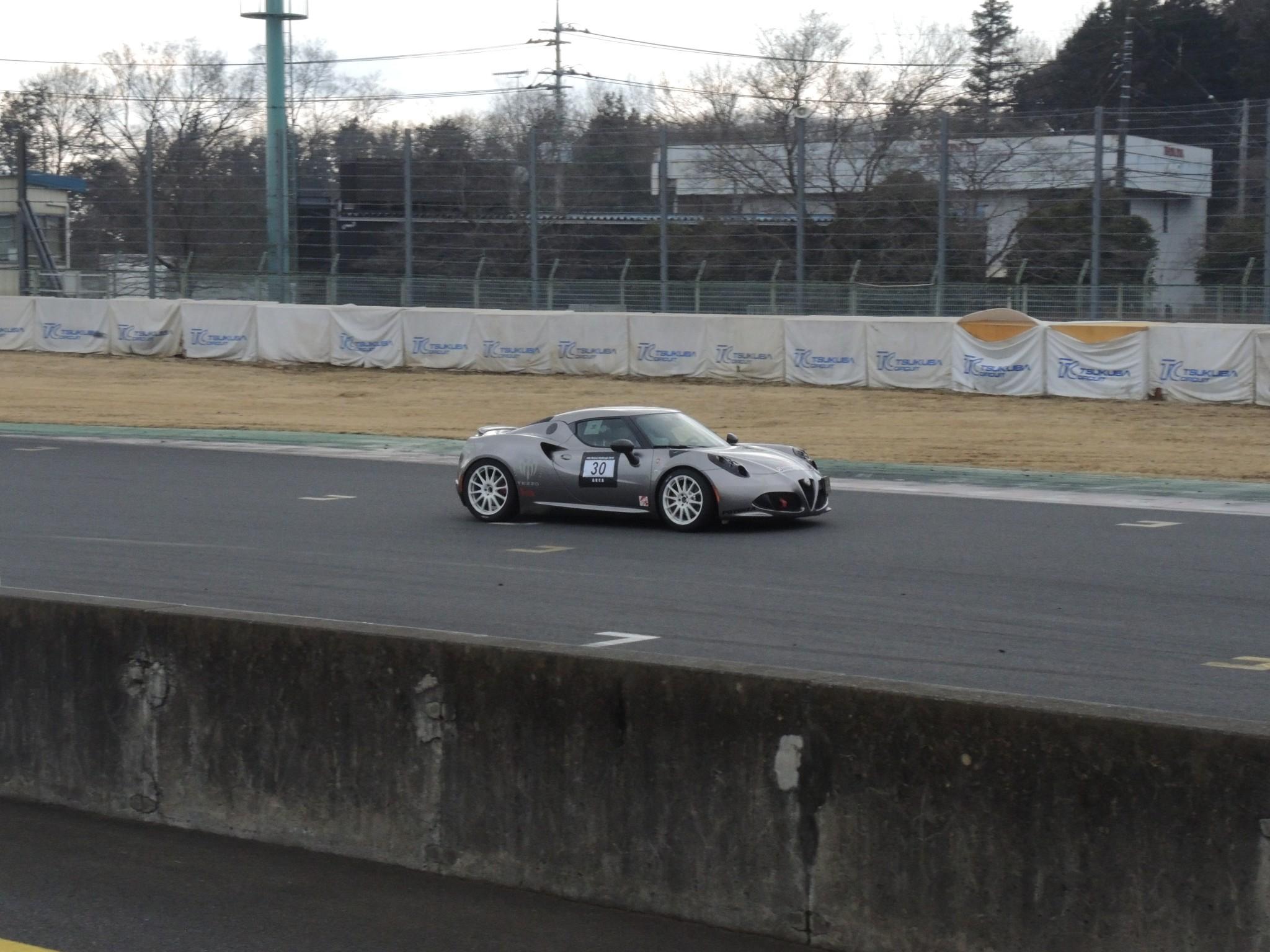 211(日)アルファロメオチャレンジ レースに参戦しました! (7)