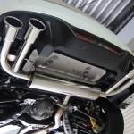 アバルト124スパイダー スポーツマフラー装着でオープンドライブを華やかに!