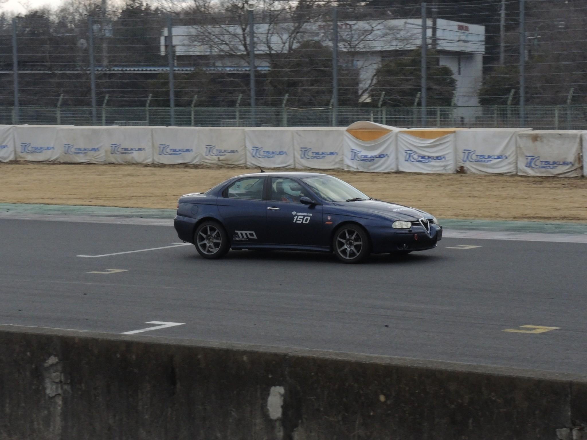 211(日)アルファロメオチャレンジ レースに参戦しました! (5)