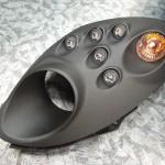 アルファロメオ 4CのヘッドライトをコーティングT.BASEレース&サービスサービスメニュー紹介